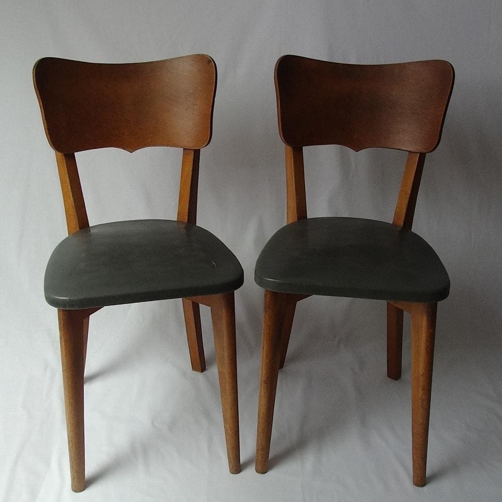 chaises vintage à rénover Angers