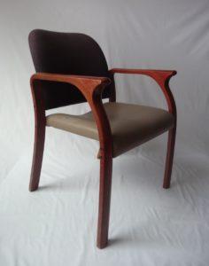chaise scandinave à restaurer Angers