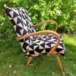 fauteuil scandinave vintage rénové-lorens-angers-profil