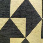 fauteuil scandinave vintage rénové-lorens angers-tissu
