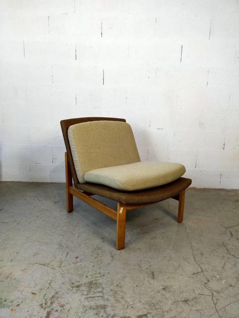 fauteuil danois vintage Storm à restaurer Angers